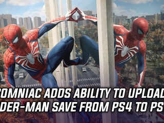 Spider-Man gets save-file upload feature on the PS4