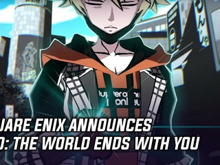 Square Enix announces NEO: The World Ends With You