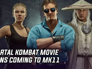 Mortal Kombat movie skins coming to MK11