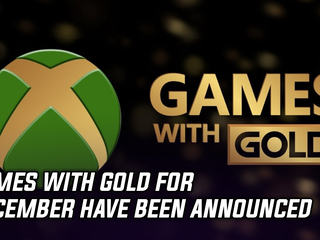 Games with Gold announced for December