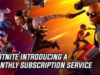 Fortnite introducing a monthly subscription service