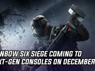 Rainbow Six Siege coming to next-gen consoles on December 1