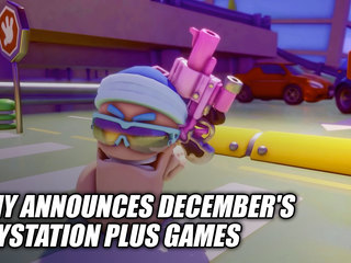 Sony Announces December's PlayStation Plus Games