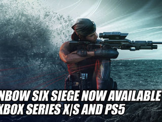 Rainbow Six Siege Now Available On Xbox Series X S And PS5