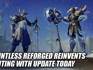 Dauntless Reforged Reinvents Hunting Today