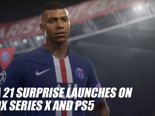 FIFA 21 Surprise Launches On Xbox Series X And PS5