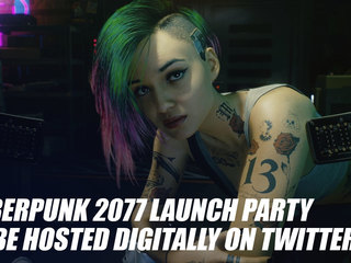 Cyberpunk 2077 Launch Party To Be Hosted On Twitter