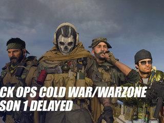 Black Ops Cold War/Warzon Season One Delayed To Dec. 16