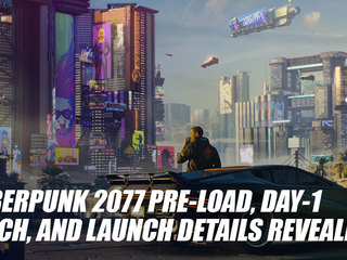 Cyberpunk 2077 Pre-Load, Day-1 Patch And Launch Details Revealed