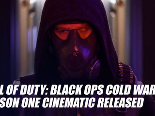 Call of Duty: Black Ops Cold War Season One Cinematic Released