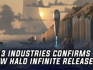 Halo Infinite Receives A Release Update And New WIP Photos