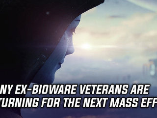Many ex-BioWare veterans are returning for the next Mass Effect