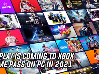 EA Play coming to Game Pass on PC in 2021
