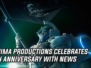 Kojima Productions celebrates 5th anniversary