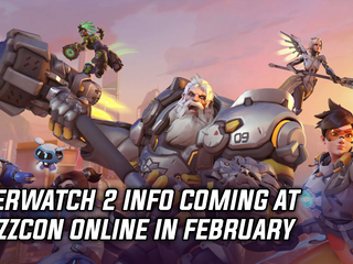 Overwatch 2 info coming at Blizzcon Online in February