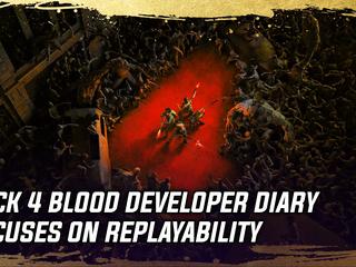 Back 4 Blood developer diary focuses on replayability