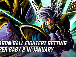 Dragon Ball FighterZ getting Super Baby 2 in January