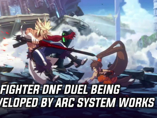 2D fighter DNF Duel being developed by Arc System Works
