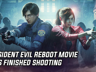 Resident Evil reboot movie has finished shooting