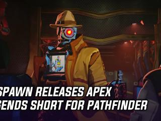 Respawn releases Apex Legends short for Pathfinder