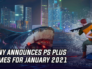 PS Plus games for January 2021 announced