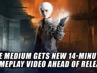 The Medium gets new 14-minute gameplay video