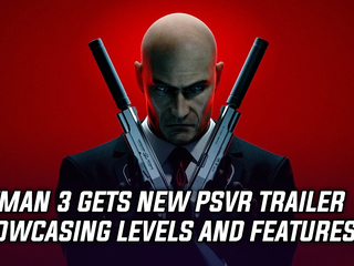 Hitman 3 gets a new PSVR features and gameplay trailer