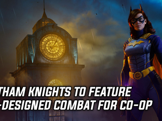 Gotham Knights to feature re-designed combat for co-op