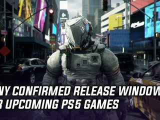 Sony confirmed release windows for upcoming PS5 games
