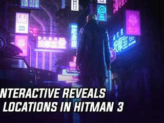 IO Interactive reveals all locations in Hitman 3