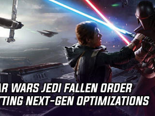 Star Wars Jedi Fallen Order getting next-gen optimizations