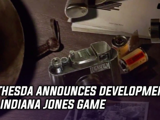 Bethesda announces development on Indiana Jones game