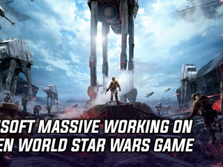 Ubisoft Massive working on open world Star Wars game