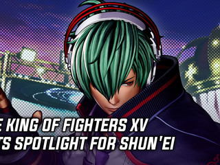 The King of Fighters XV gets spotlight for Shun'ei