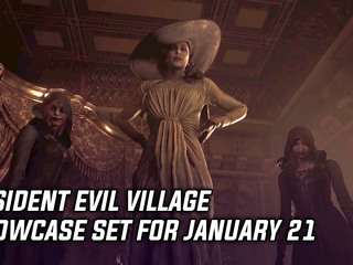 Resident Evil Village showcase set for January 21