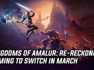 Kingdoms of Amalur: Re-Reckoning coming to Switch in March