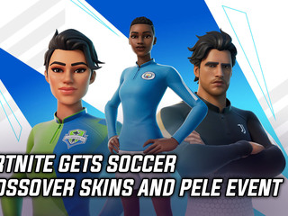Fortnite's next collaboration features a Pelé event