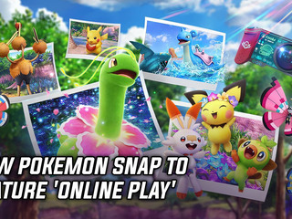 New Pokemon Snap to feature 'Online Play'