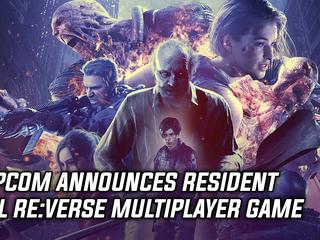 Capcom announces multiplayer focused Resident Evil RE:Verse
