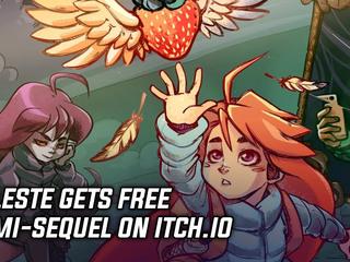 Celeste gets free semi-sequel on itch.io