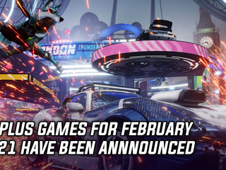 PS Plus games for February 2021 announced