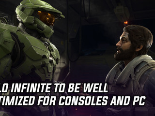 Halo Infinite to be optimized for all platforms