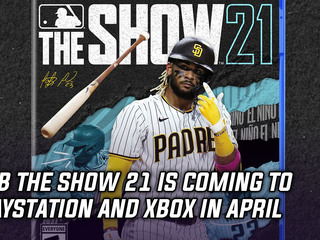 MLB The Show 21 announced for PlayStation & Xbox