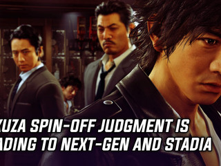 Judgment is coming to PS5, Series X and Google Stadia