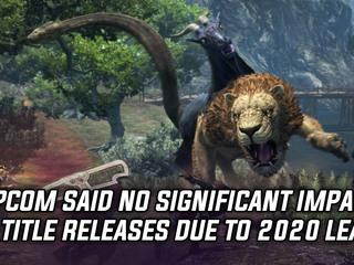 Capcom reports no significant impact after 2020 cyber attack