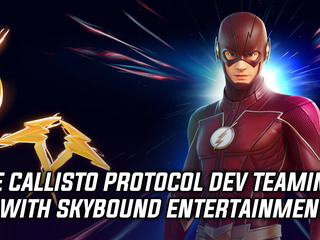 DC's The Flash is coming to Fortnite