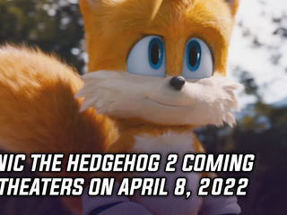 Sonic the Hedgehog sequel is coming to theaters April 8, 2022