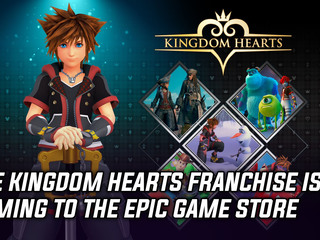 The entire Kingdom Hearts franchise is coming to PC