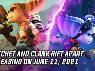 Ratchet & Clank Rift Apart launching on June 11, 2021
