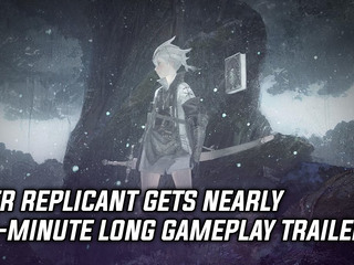Square Enix releases new 10-minute gameplay video for Nier Replicant